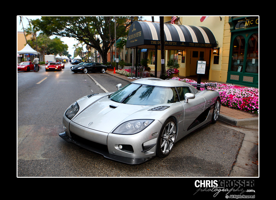 Koenigsegg Trevita 2011 Cars on 5th