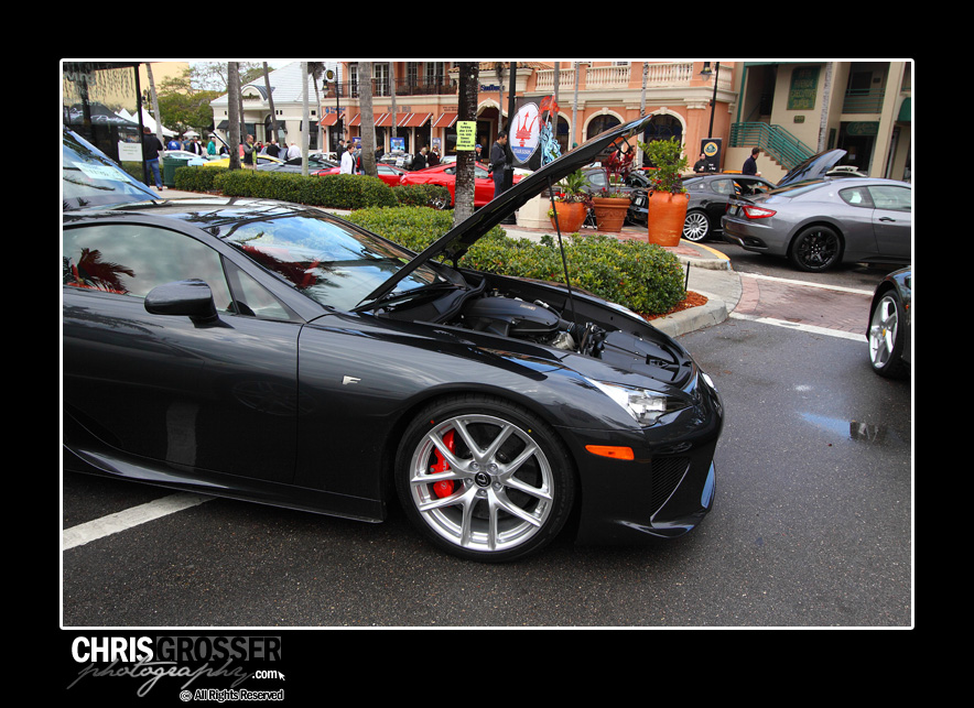 Lexus LFA 2011 Cars on 5th