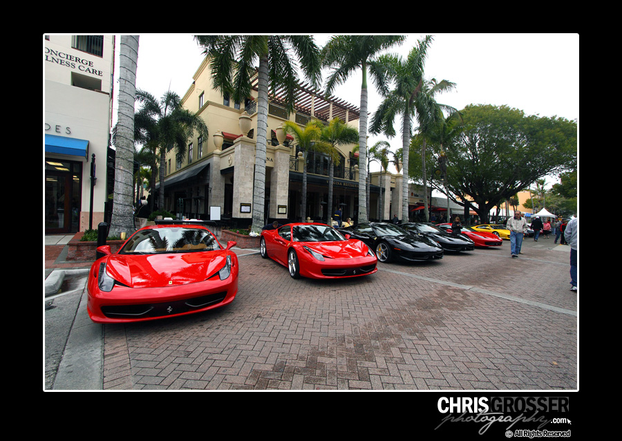 Ferraris 2011 Cars on 5th
